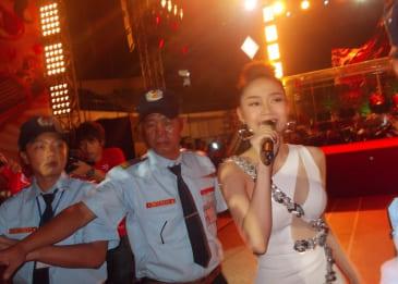Bảo về chương trình ca nhạc một thoáng Sài Gòn lần thứ 60