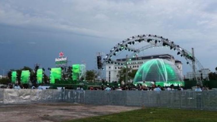 Festival Heineken 2016