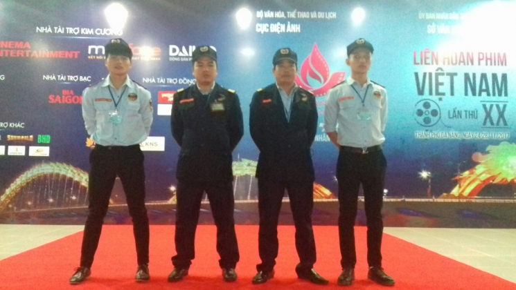 Bảo vệ Liên hoan phim Đà Nẵng