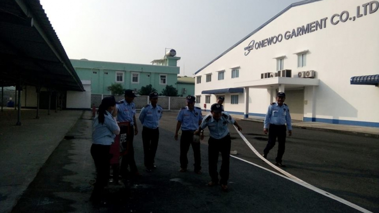 Bảo vệ Nhà máy, Xí nghiệp